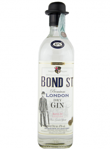 Bond Street London Dry Gin