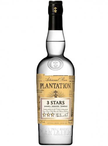 Plantation 3 Stars White