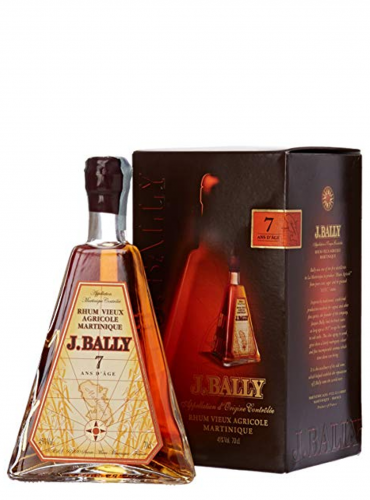 Rum J.Bally Pyramide 7 Anni