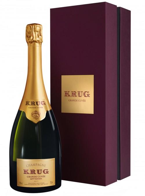 Champagne Grande Cuvée Krug