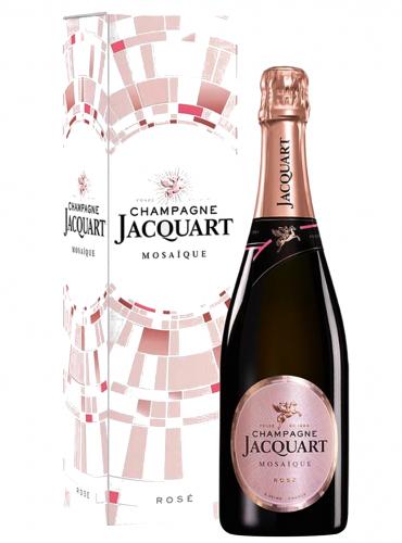 Champagne Rosé Mosaique