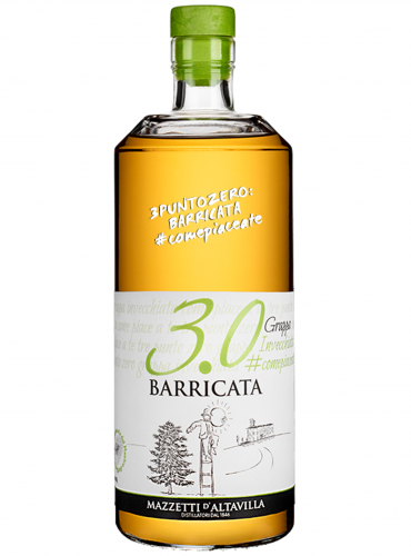 3.0 Grappa Barricata