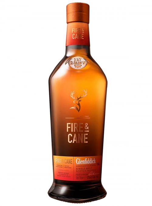 Glenfiddich Fire & Cane Single Malt