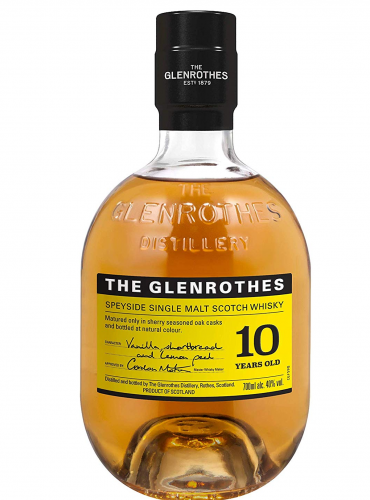 The Glenrothes 10 Years Old