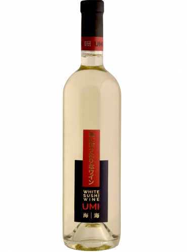 Umi White Sushi Wine