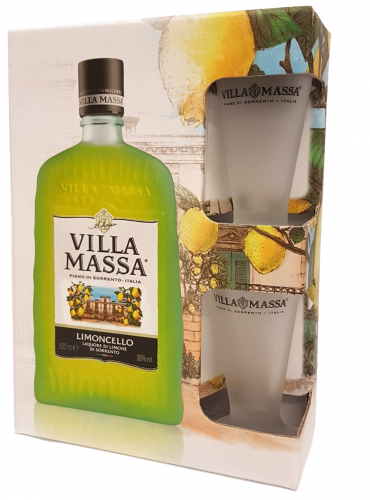 "Limoncello ""Piano di Sorrento"""