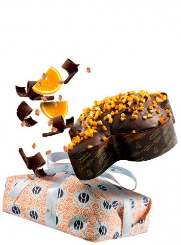 Colomba Arancia e Cioccolato
