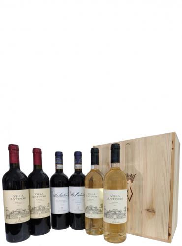 Box Toscana Antinori