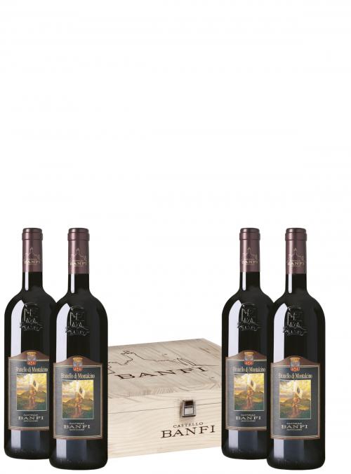 Box Brunello di Montalcino