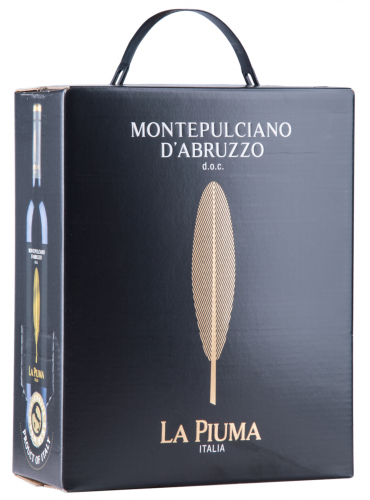 Piuma Montepulciano d'Abruzzo Winebox