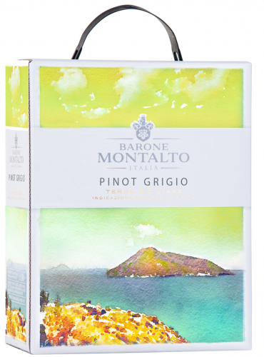 BAG IN BOX PINOT GRIGIO