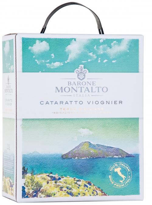 Cataratto Viognier Winebox