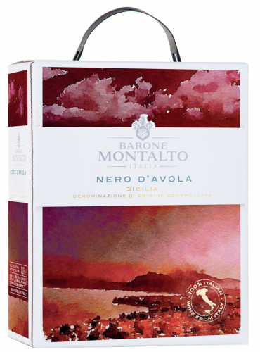 BAG IN BOX NERO D'AVOLA