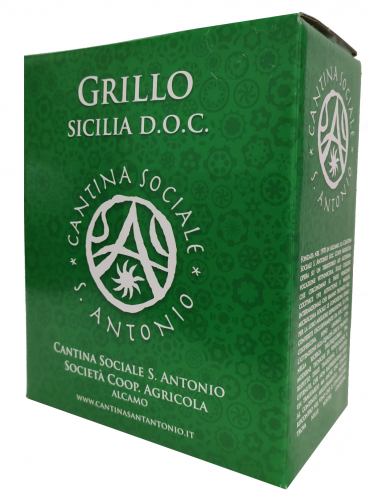 Grillo Winebox