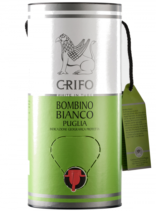 Bombino Bianco Winetube