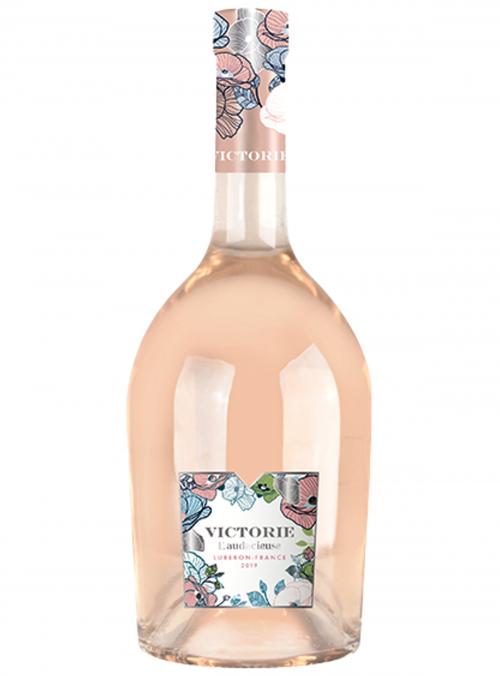 """Luberon rosé """"L'Audacieuse"""""""