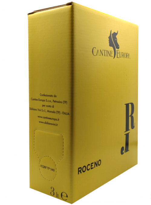 Roceno Frappato Winebox