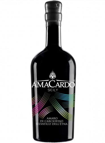 Amaro di carciofo selvatico dell'Etna