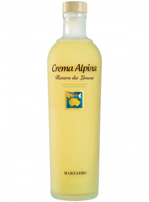 Crema Alpina Riviera dei Limoni