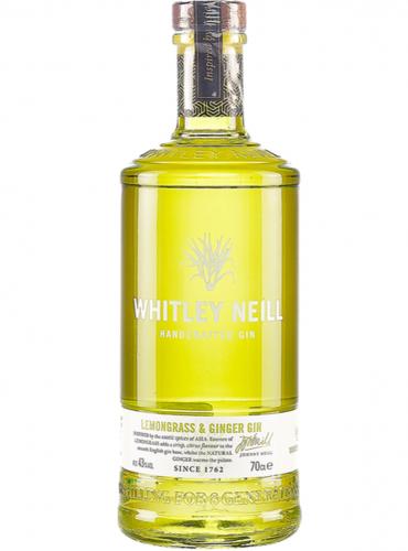 Gin Lemongrass & Ginger