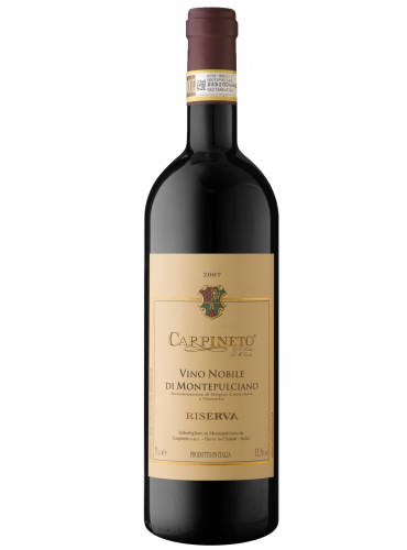 Vino Nobile di Montepulciano Riserva