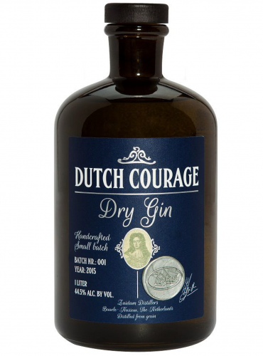 "Dry Gin ""Dutch Courage"""
