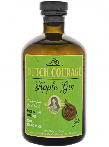 "Apple Gin ""Dutch Courage"""