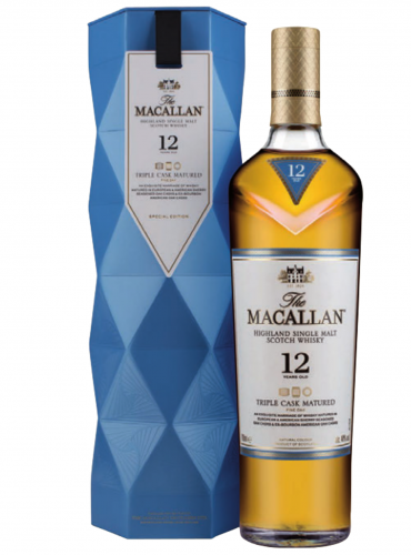 12 Y.O. TRIPLE CASK MATURED