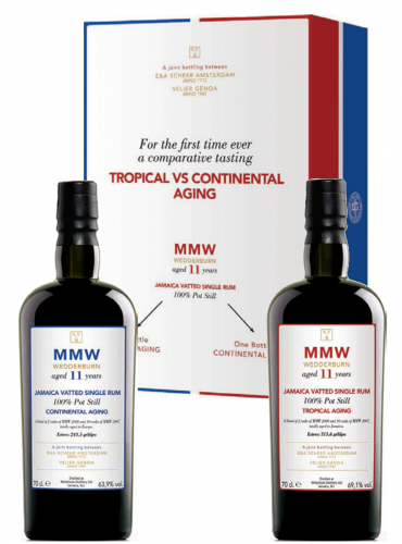MMW 11 Y.O. Tropical vs Continental Aging