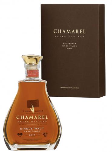 Chamarel Single Malt Cask Finish 2017 Rum