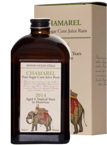 Chamarel Pure Sugar Cane Juice Rum