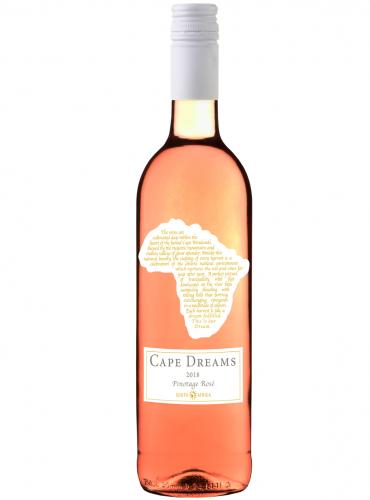 South Africa Pinotage Rosè