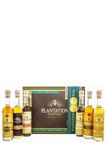 Rum Plantation Experience Box
