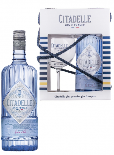 Gin Citadelle Original Glass Pack