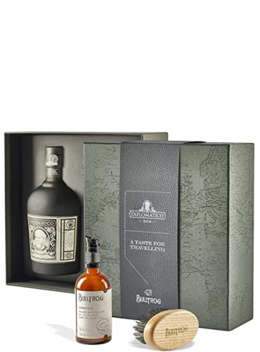 Rum Diplomático Reserva Exclusiva Pack Taste For Travelling