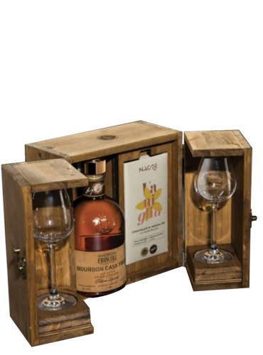 Cask Finish Bar