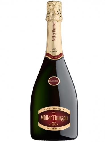 Müller Thurgau Cuvèe Speciale Millesimato