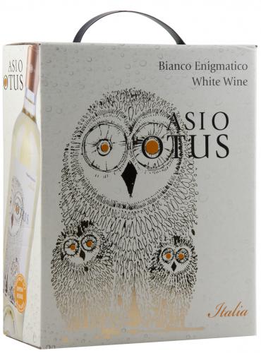 Asio Otus Bianco Enigmatico Winebox