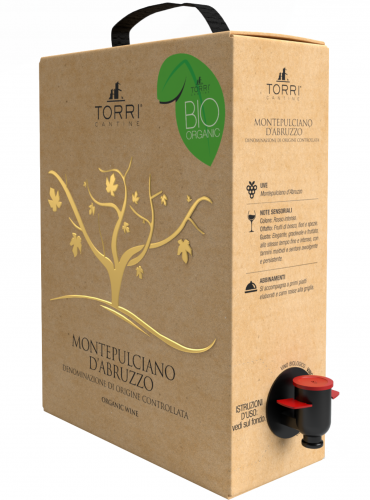 Montepulciano D'Abruzzo Winebox