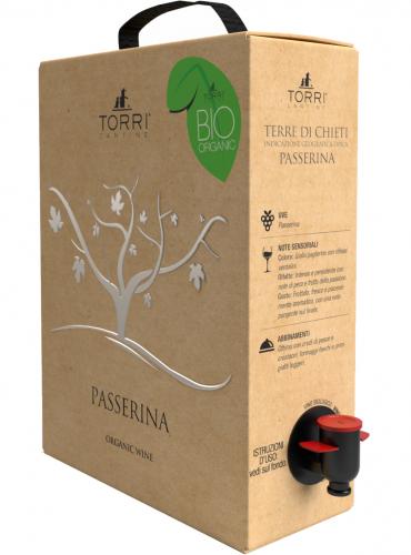 Passerina Winebox