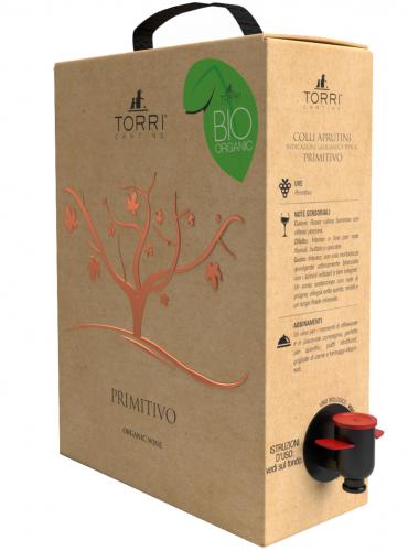 Primitivo Winebox