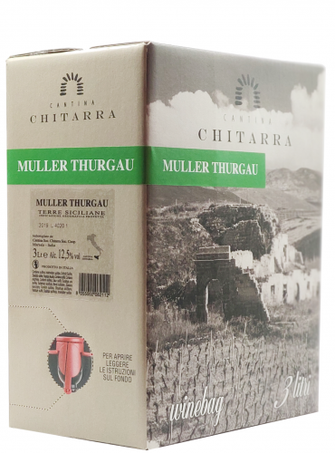 Muller Thurgau Winebox
