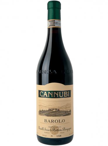 Barolo Cannubi 17'