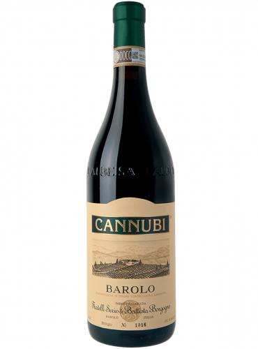 Barolo Cannubi 14'