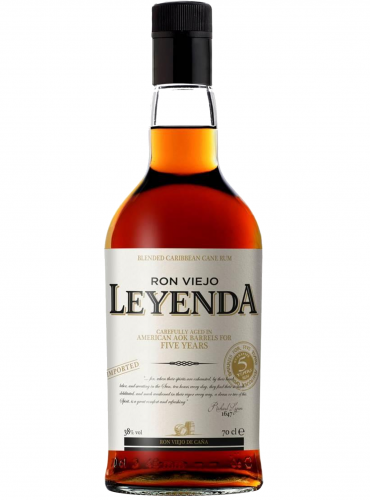 Leyenda 5 Years