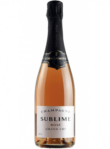 Champagne Sublime Rosé Grand Cru