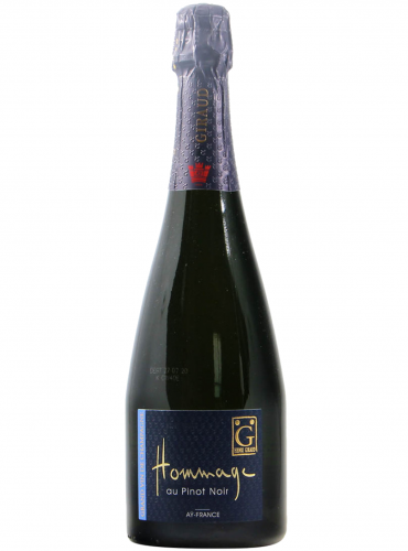 Champagne Hommage au Pinot Noir