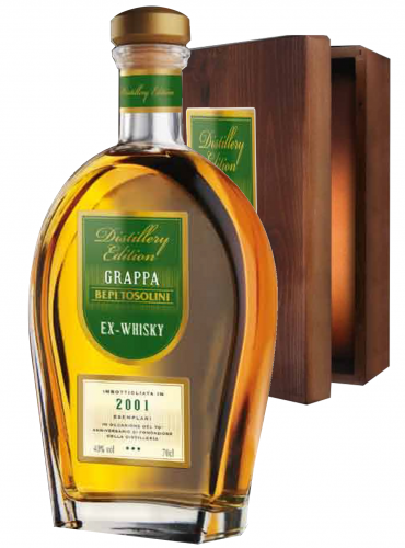 Grappa Ex-Whisky