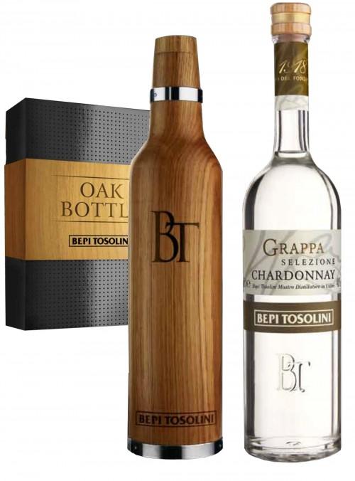 Grappa Oak Bottle