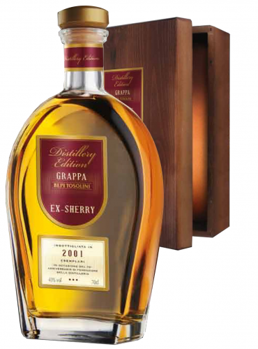 Grappa Ex - Sherry